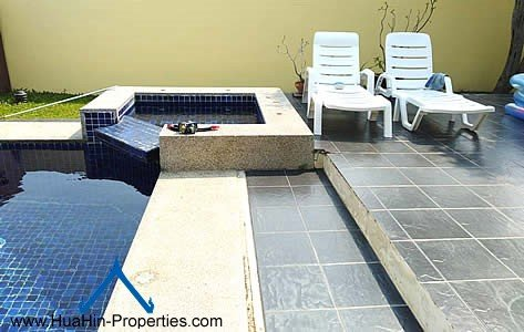 Private Pool Villa Hua Hin for rent