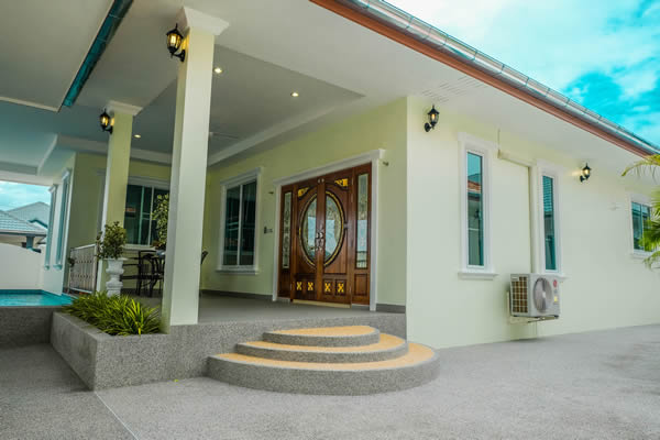 Cha Am brandnew villa for sale