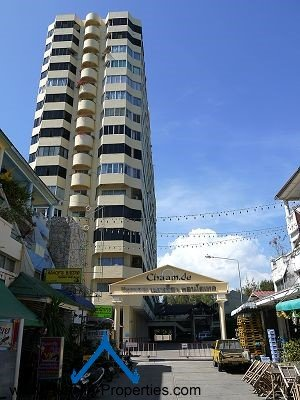 Cha-Am sea view condo for rent