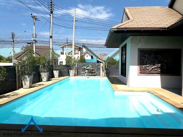 Hua Hin pool villa for rent