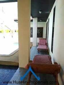 Hua Hin pool villa for rent