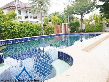 Pool Villa for rent Cha-Am
