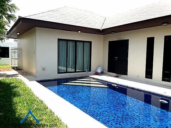 Pool Villa near Center of Hua Hin for rent