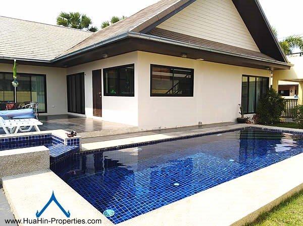 Private Pool Villa Hua Hin for rent
