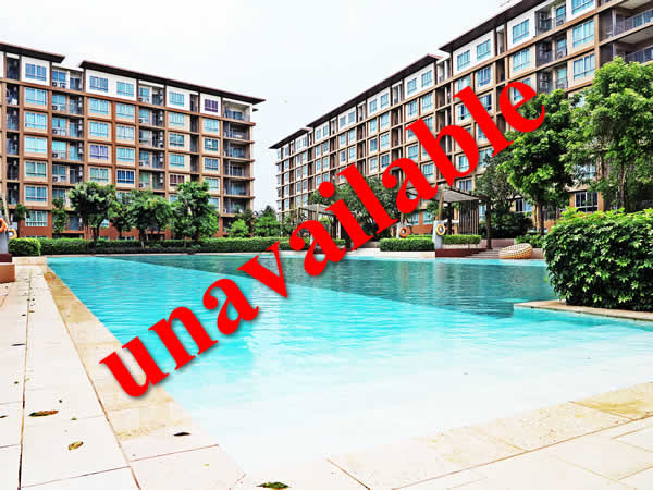 Quiet condo for sale Cha-Am