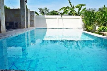 Luxury villa for rent in Huahin