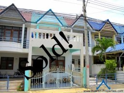 Cha-Am townhouse for sale